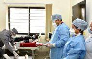 करोना मरीजों में आई तेजी, आंकड़ा पहुंचा 12881