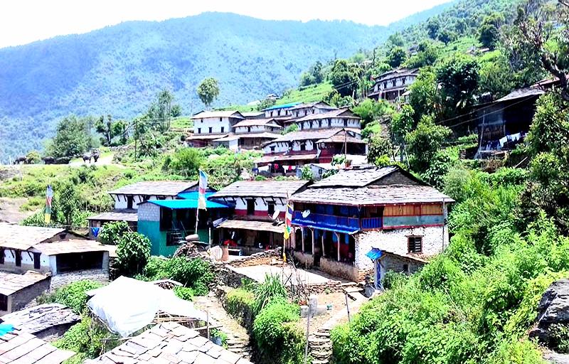 चीन ने अब नेपाल के रूई गांव में किया कब्जा