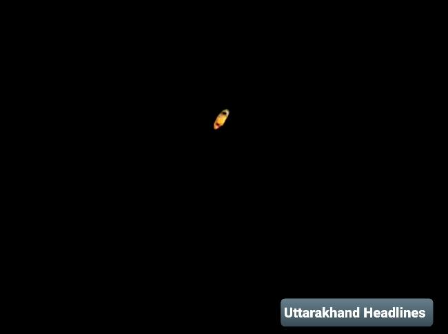 दिग्विजय सिंह ने धरती से कैद की शनिग्रह की चाल, देखें वीडियो