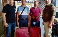 नैनीताल पुलिस ने लौटाया रुपए से भरा बैग