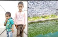 तालाब में डूबने से दो सगे भाईयों की मौत, मचा कोहराम