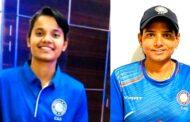 उत्तराखंड सीनियर महिला क्रिकेट टीम में उ0 सिं0 न0 के मुस्कान खान और रीना का चयन